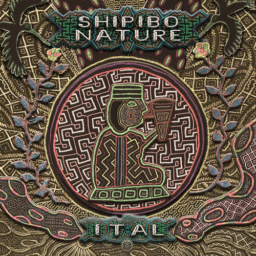 Ital - Shipibo Nature