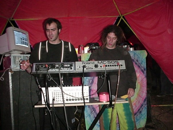 Metatron Live @ Chile 2001