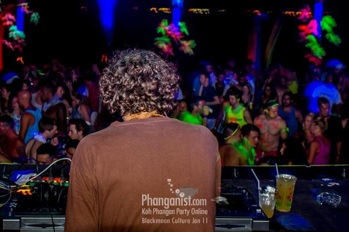 Blackmoon Culture 2012 @ Koh Phangan - Thailand