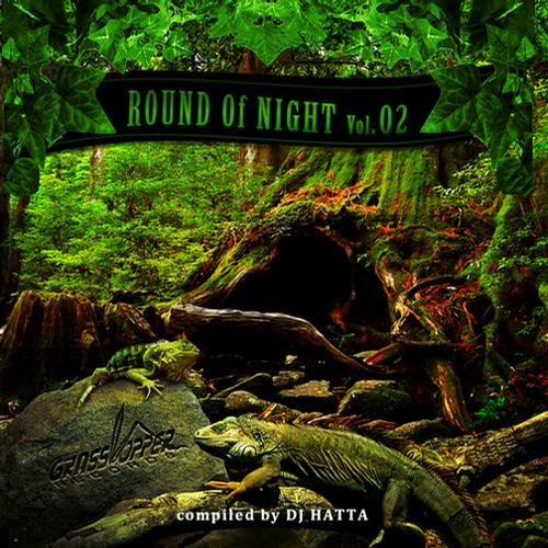 Round of Night vol.2 - Compiled by Hatta