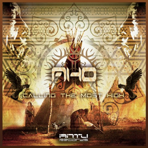Aho - Calling The Most High EP