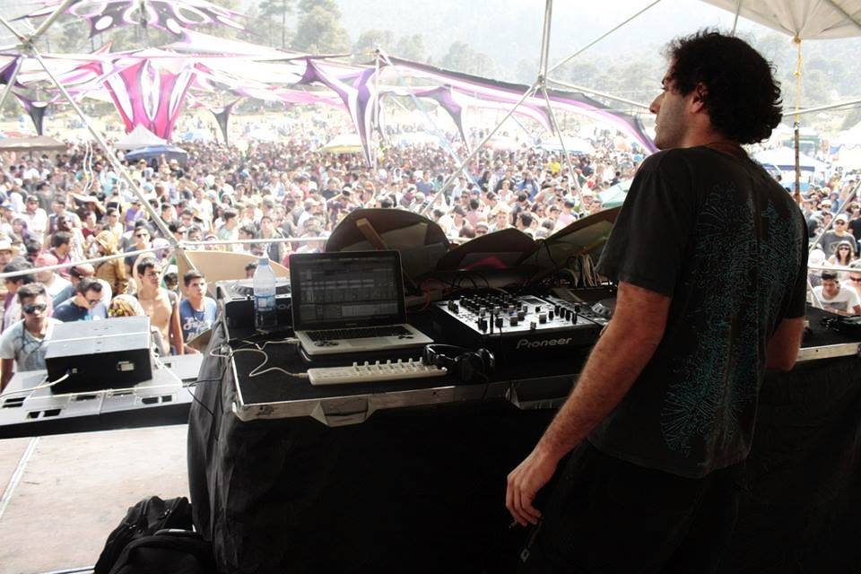 Poison Festival 2015 @ Ajusco - Mexico