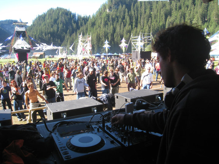 Summer Never Ends Festival 2010 @ Switzerland