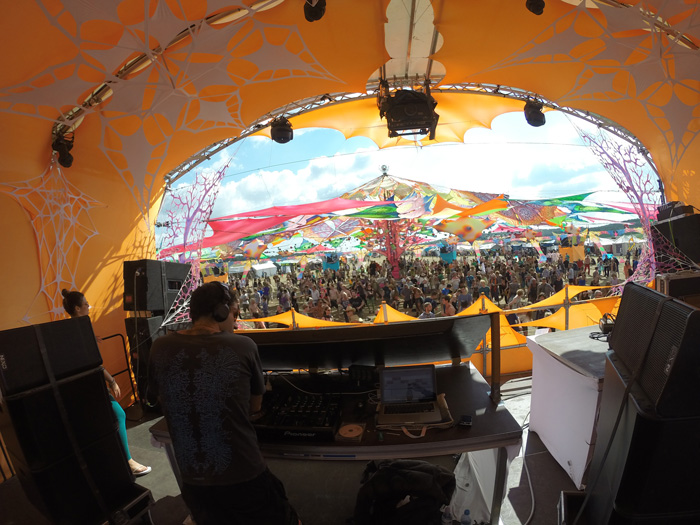 Antaris Festival 2015 @ Stolln - Germany