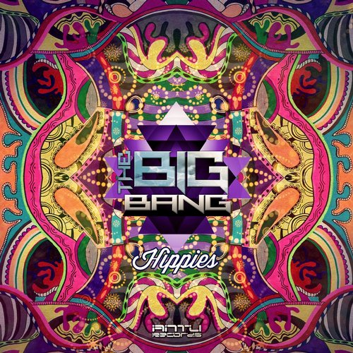 The Big Bang - Hippies EP